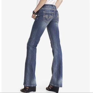 Rerock Express Jeans Size 2R